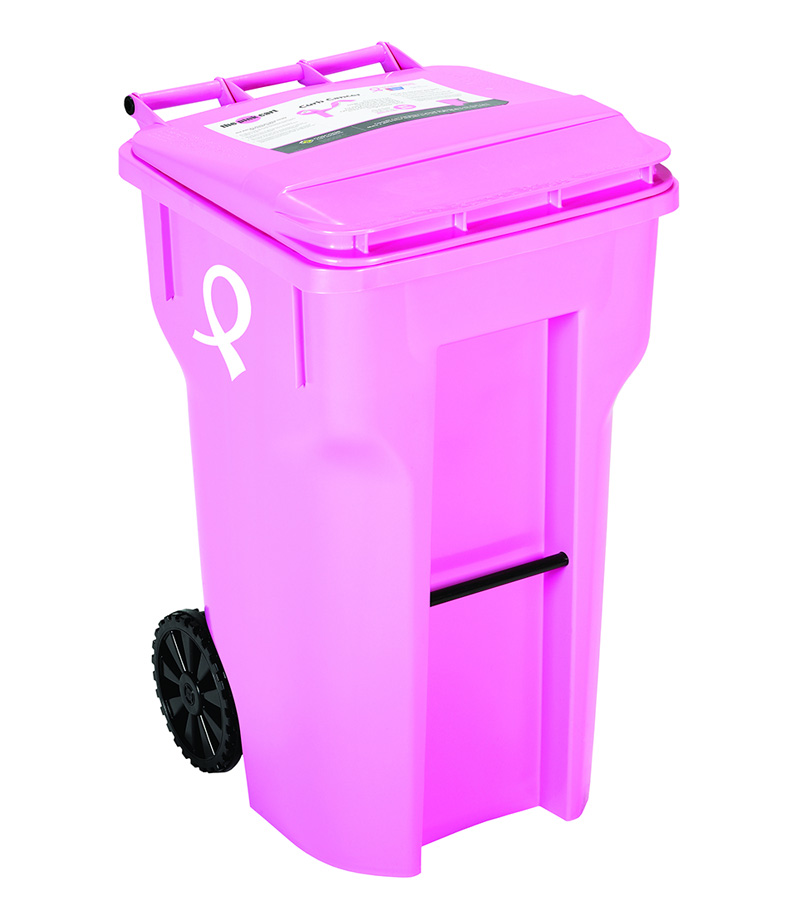 The Pink Cart- Help Curb Cancer